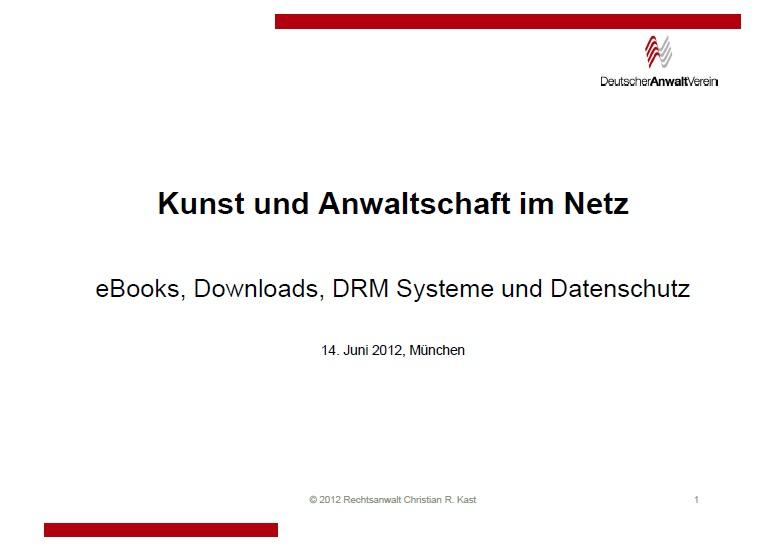 Vortrag DAT 2012